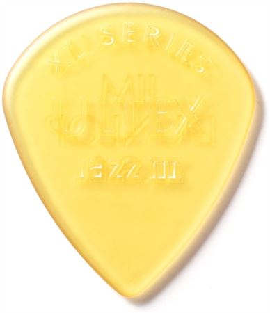 Dunlop 427XL Ultex Jazz III XL Guitar Picks 6 Pack