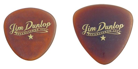 Dunlop 494P10 Americana Triangle Guitar Picks