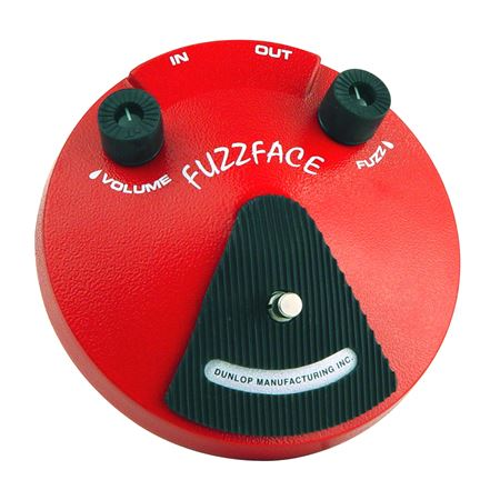 Dunlop JDF2 Dallas Arbiter Fuzz Face Distortion Pedal