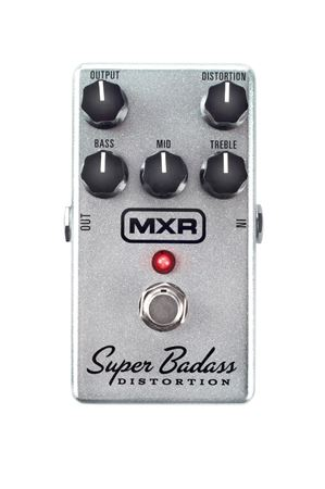 MXR M75 Super Badass Distortion Guitar Pedal