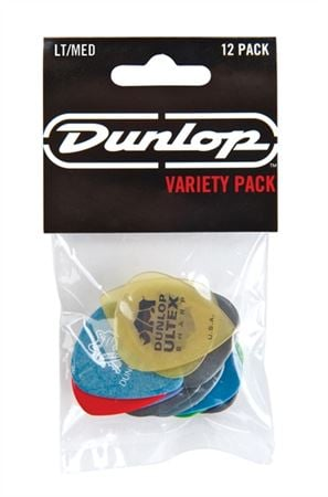 Dunlop PVP10 Guitar Picks Variety 12 Pack