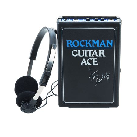 Dunlop Rockman by Tom Scholz Guitar Ace Headphone Amp
