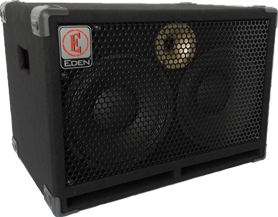 Eden Terra Nova TN210 Bass Guitar Cabinet 2x10in 300 Watts
