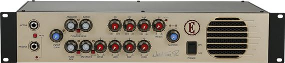 Eden WTP900 World Tour Pro Bass Amplifier Head