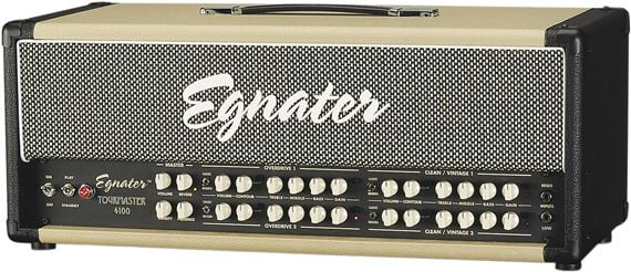 Egnater Tourmaster 4100 All Tube Guitar Amplifier Head
