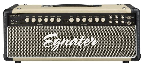 Egnater Renegade All Tube Guitar Amplifier Head