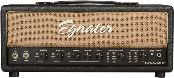 Egnater Tweaker 40 Guitar Amplifier Head