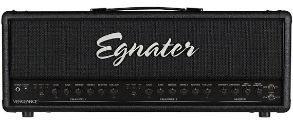 Egnater Vengeance Guitar Amplifier Head