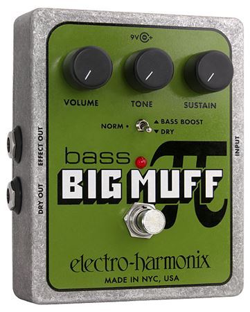 EHX BASSMUFF LIST Product Image