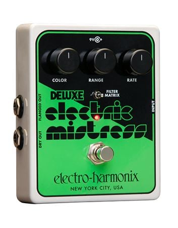 Electro-Harmonix Deluxe Electric Mistress XO Flanger Pedal