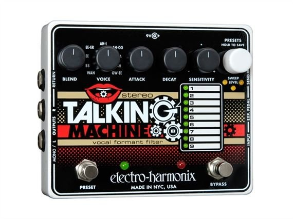 EHX TALK LIST Product Image