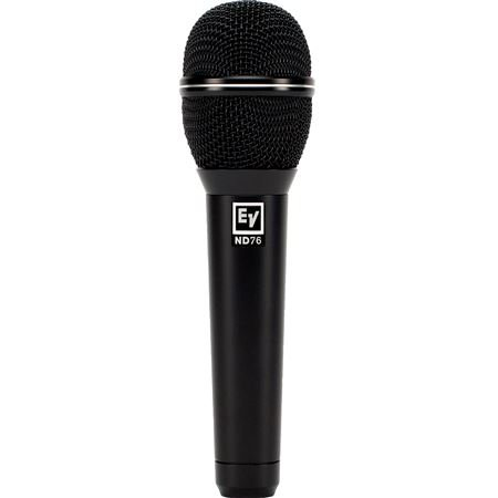 Electro Voice ND76 Dynamic Cardioid Handheld Vocal Microphone