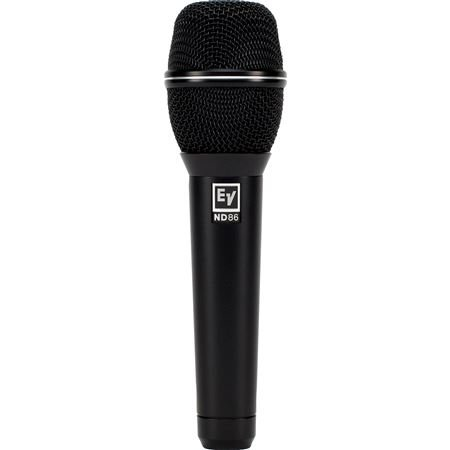 Electro Voice ND86 Supercardioid Dynamic Vocal Microphone