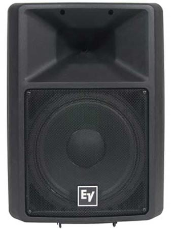 "Electro-Voice Sx100E 12"" 2 Way 200 Watt Passive Loudspeaker Black"