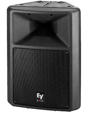 Electro Voice SXA100 Plus Powered PA Speaker