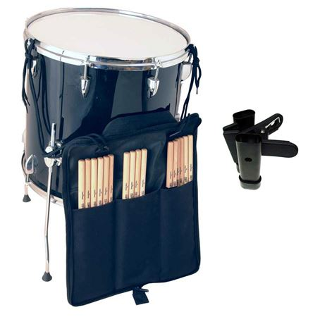Stagg DSH Dual Clip On Drum Stick Depot Package