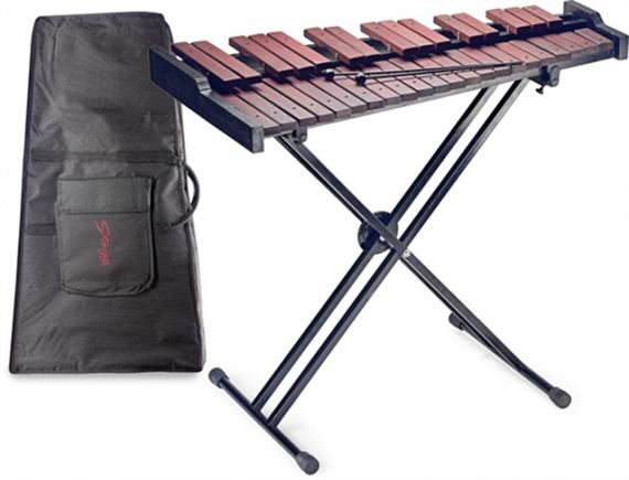 Stagg XYLO SET 37 3 Octave Xylophone With Stand And Bag