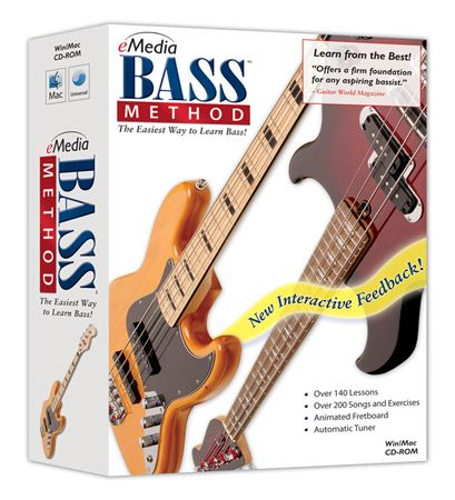 eMedia Bass Method Software Version 2