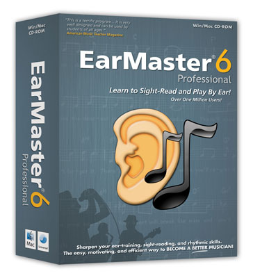 EarMaster Pro 6 Ear Training Software