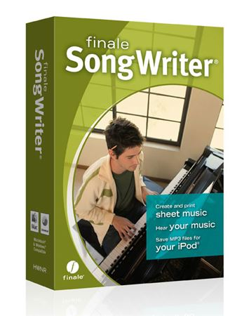 Make Music Finale 2012 Songwriter Notation Software