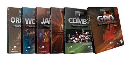 Garritan Ultimate Collection Software Sound Library Bundle