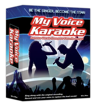 eMedia My Voice Karaoke Software