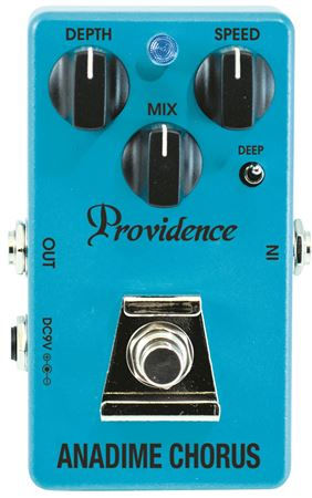 Providence ADC-4 Anadime Chorus Guitar Effects Pedal