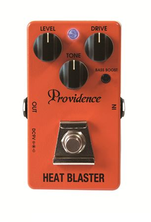Providence HBL-4 Heat Blaster Distortion Effects Pedal