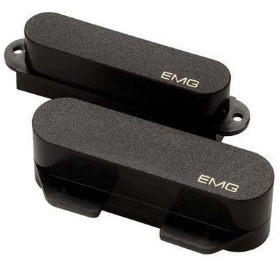 EMG T Active Tele Guitar Pickup Set