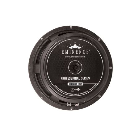 Eminence DeltaPro 10MR 10 Inch Replacement Speaker 200 Watts