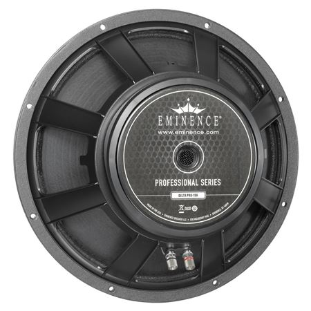 Eminence Professional DeltaPro15A 15 Inch Speaker 400 Watts