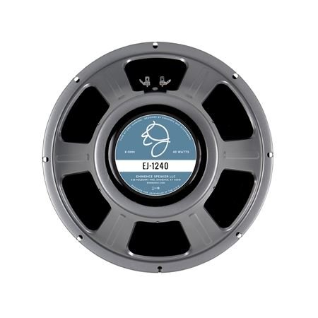 Eminence EJ1240 Eric Johnson 12 Inch Guitar Speaker 40 Watts