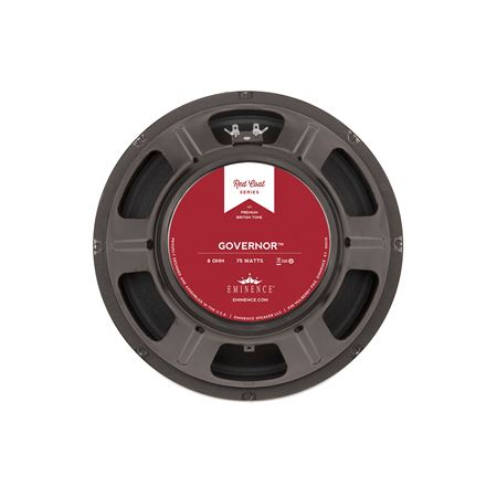 Eminence Red Coat The Governor 12 Inch Guitar Speaker 75 Watts