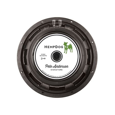 Eminence Hempdog12 Guitar Speaker 12in 150 Watts 8 Ohms