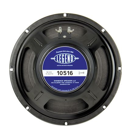 Eminence Legend 1058 10 Inch Guitar Speaker 75 Watts