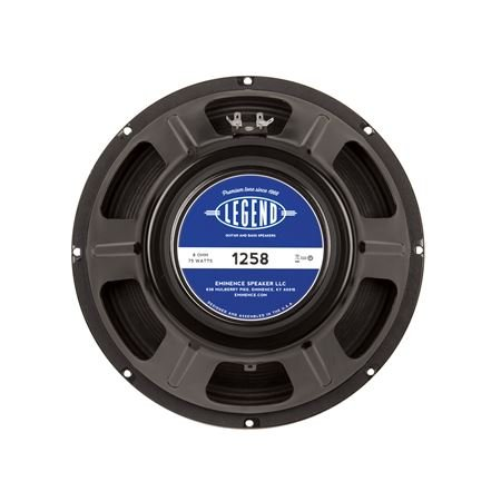 Eminence Legend 1258 12 Inch Guitar Speaker 50 Watts
