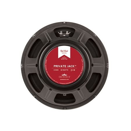 Eminence Red Coat Private Jack 12 Inch Guitar Speaker 50 Watts