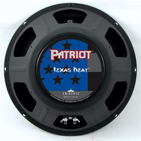 Eminence Patriot Texas Heat Guitar 12 Inch Speaker 150 Watts