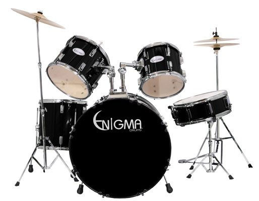 Enigma EN522 5 Piece Drum Set