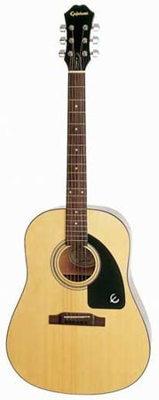 Epiphone AJ100 Advanced Jumbo Acoustic Guitar