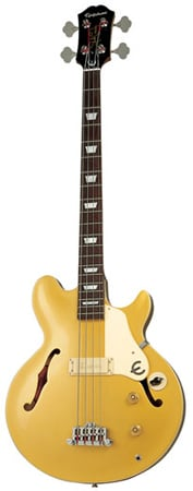Epiphone Jack Casady Signature Electric Bass Guitar
