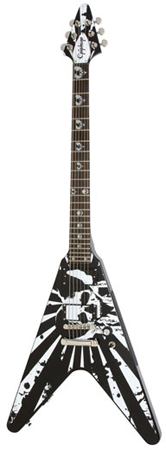 Epiphone Robb Flynn Love Death Baritone Flying V