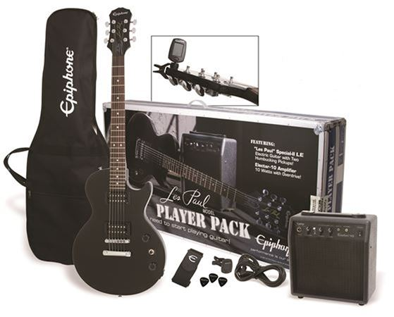 Epiphone Les Paul Special II Player Pack Electric Guitar Package