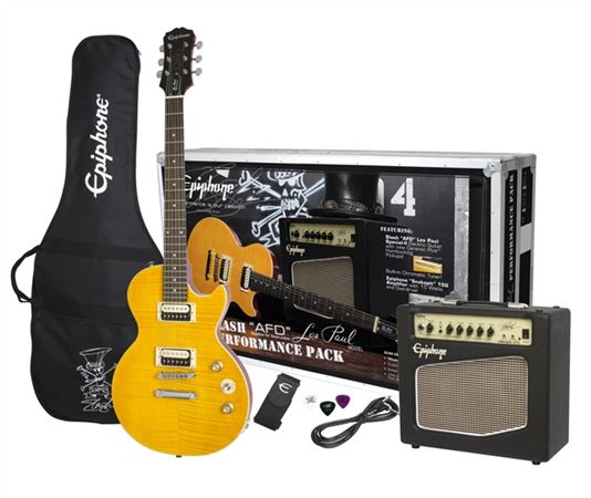 Epiphone Slash AFD Les Paul Special II Performance Package