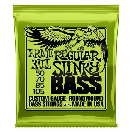 Ernie Ball Slinky Bass Nickel Wound Strings