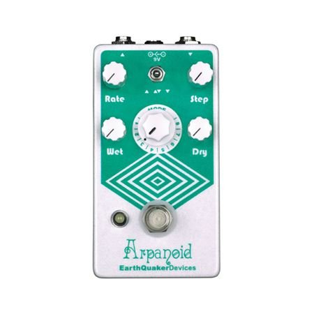 EarthQuaker Devices Arpanoid Arpeggiator Guitar Pedal
