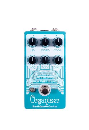 EarthQuaker Devices Organizer Organ Emulator Guitar Pedal