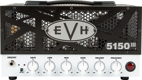 EVH Edward Van Halen 5150 III LBX Lunchbox Tube Amplifier Head