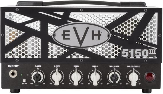 EVH 5150III LBXII Lunchbox Tube Head 15 Watts