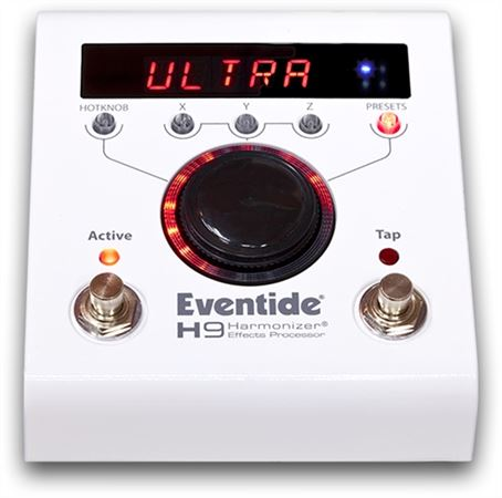 Eventide H9 Harmonizer Multieffects Pedal with Bluetooth